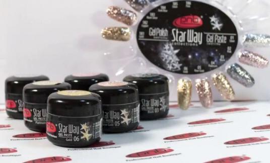 Новые возможности нейл арта с гель-пастой PNB Star Way