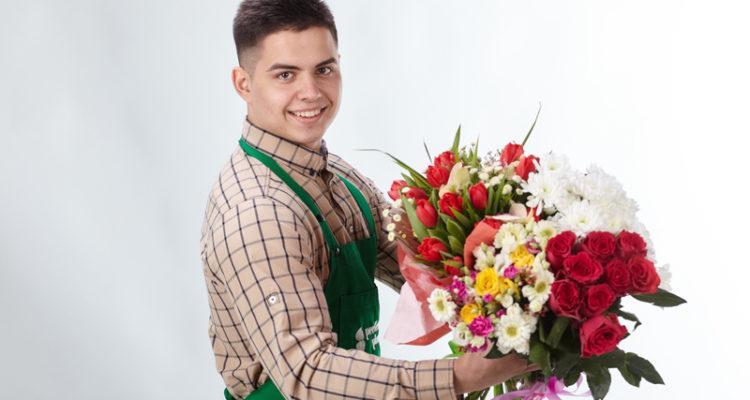 Как работает доставка цветов в Кишиневе