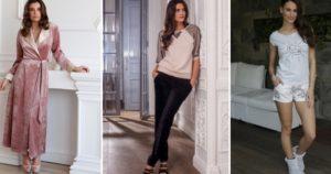 Критерии выбора домашней одежды и нижнего белья