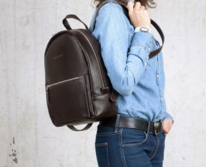 Последние модные тренды женских рюкзаков