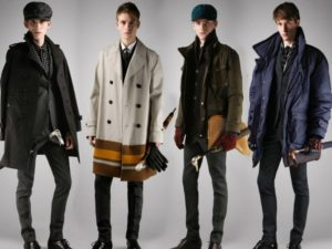 Стильная верхняя одежда для мужчин
