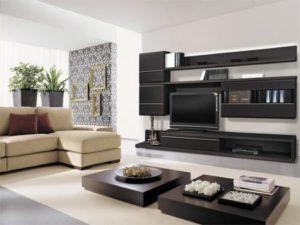 Мебель для гостиной. Выбираем мебель правильно